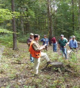 Forest management presentation
