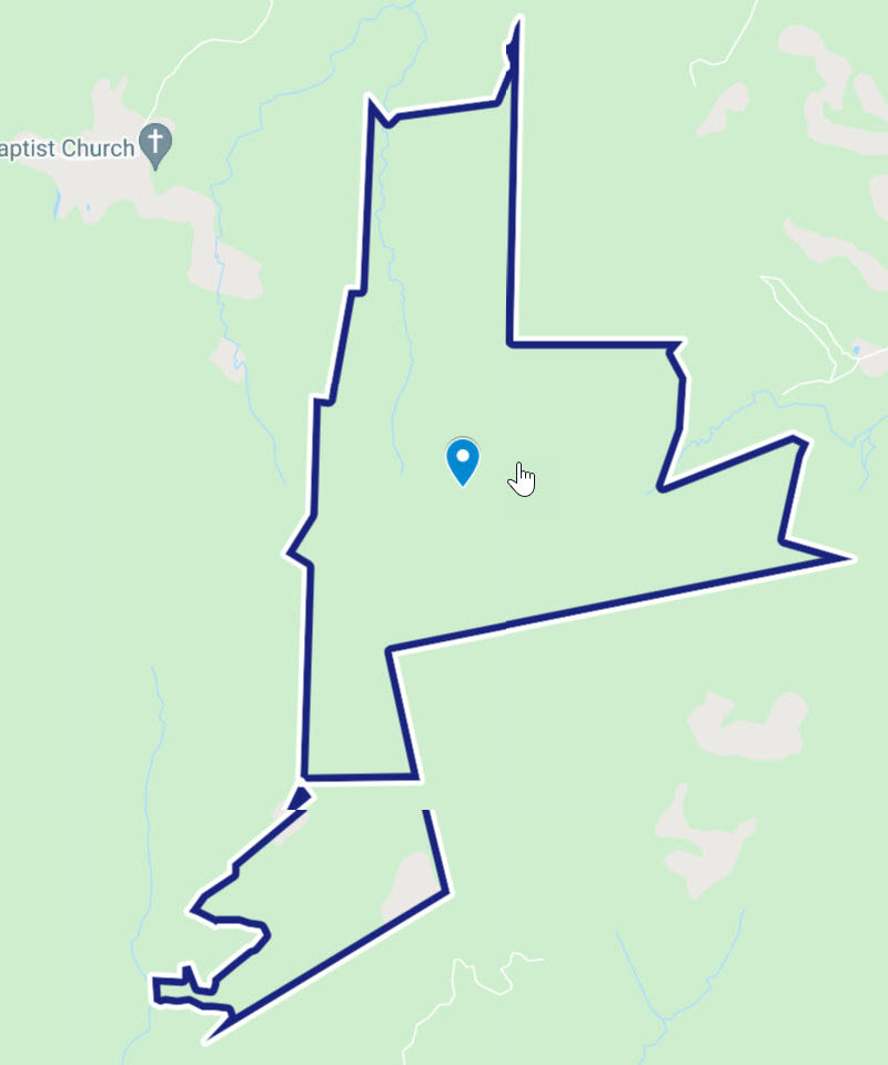 Google Map icon for Cumberland Forest North Unit